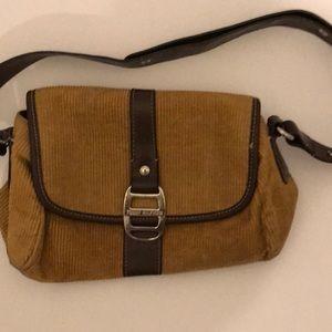 Women's Tommy Hilfiger purse in brown